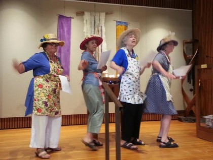 Raging Grannies 2
